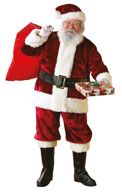 professional santa suits santa costume cheap santa suits