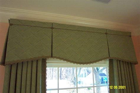 Inverted Pleat Valance valances