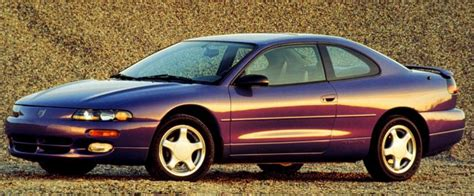 1995 Dodge Avenger Owners Manual Dodge Owners Manual