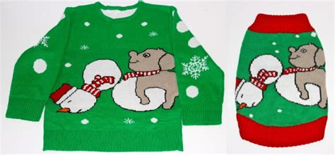 matching sweaters for and owner like owner like pup matching sweaters for you and your pooch ohgizmo