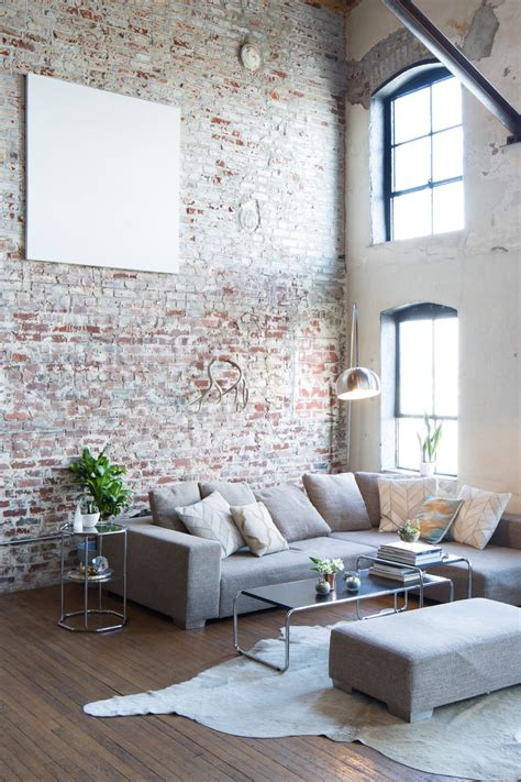 White Brick Interior by Whitewashed Brick Interior Is The Best Way To Add Texture