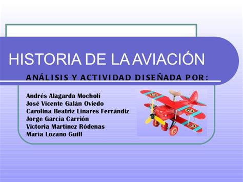 la aviacin en la 8467722991 historia aviacion modificado andr 233 s2 1