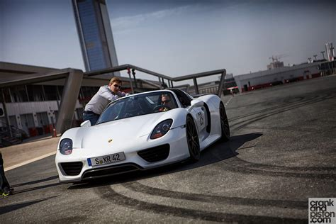 Porsche 918 Spyder Dubai It S Here Crankandpiston Com