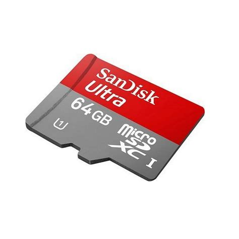 Microsdxc Sandisk Ultra Uhs 1 A1 64gb Up To 100mb S Diskon sandisk microsdxc 64gb ultra android clase 10 uhs 1 pccomponentes