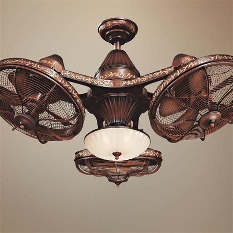 38 Quot Esquire Rich Bronze Finish 3 Ceiling Fan