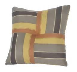 quilted throw pillow indoor outdoor 24 quot square sunbrella