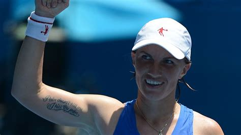 kuznetsova tattoos thinking in ink fail better and other tattooed tennis