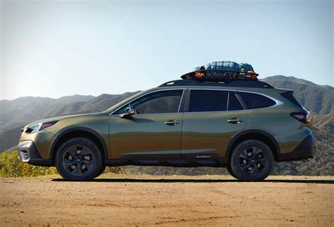 2020 Subaru Outback by 2020 Subaru Outback