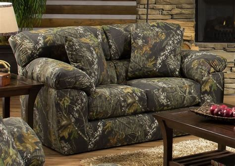 mossy oak couch big game mossy oak living room set from jackson