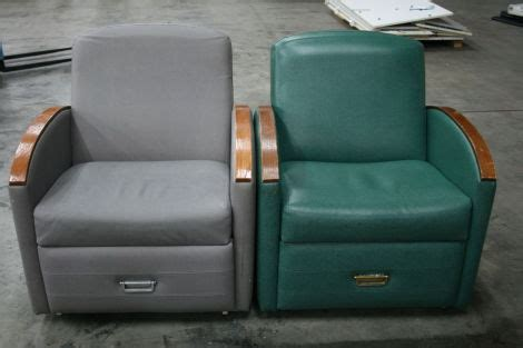 Sleeper Chairs For Sale by Used Durfold Corp Sleeper Chair Cabinetry Furnishings