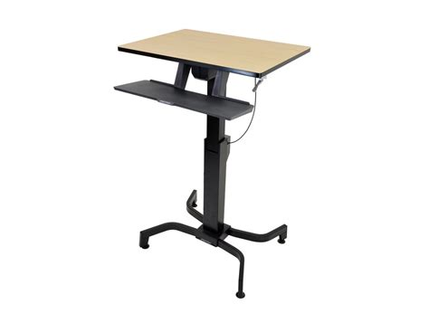 ergotron sit stand desk ergotron workfit pd sit stand desk radius office uk