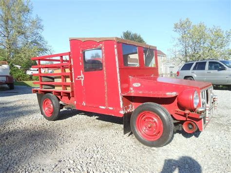 homemade truck 1958 briggs stratton homemade truck specialty cars limited