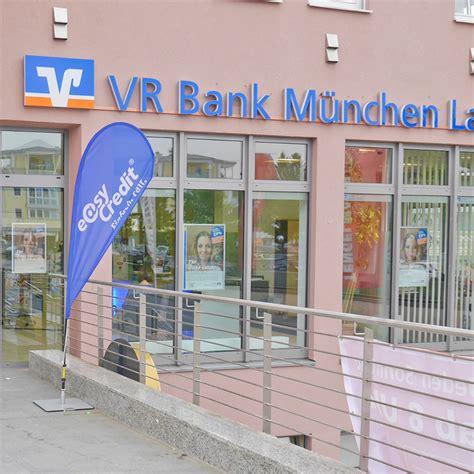 vr bank mã nchen land banking vr bank m 252 nchen land eg gesch 228 ftsstelle baldham in