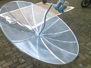 Antena Jaring Parabola Belajar Parabola Digital Cara Pasang Parabola Yang Simple