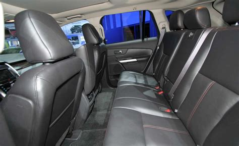 Ford Edge Limited Interior by 2011 Ford Edge Limited Interior Photo