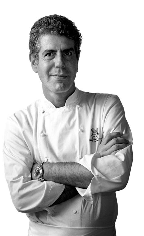 Kitchen Confidential: Chef Anthony Bourdain | Les Bons