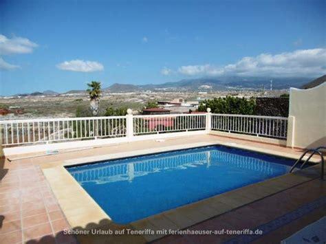 teneriffa haus mit pool gem 252 tliches haus mit terrasse pool und sauna