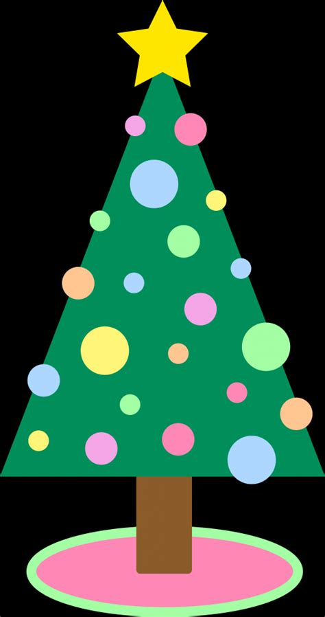 simple christmas tree drawing drawing art gallery