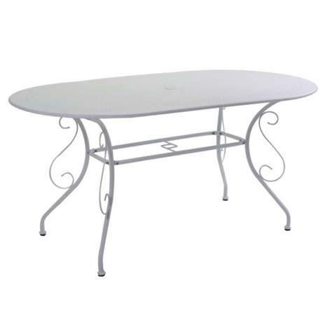 tavolo in ferro da esterno tavolo da giardino in ferro