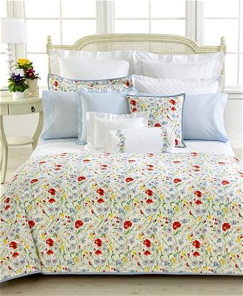 Ralph Floral Bedding closeout ralph home georgica gardens floral bedding collection bedding