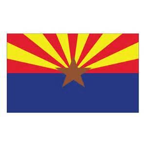 arizona colors arizona flag for sale buy official arizona state flag
