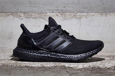 adidas ultra boost black hypebeast