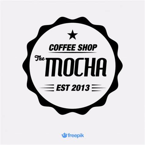 Black Coffe Wine White 259 iron bottle top coffee shop the mocha vector free