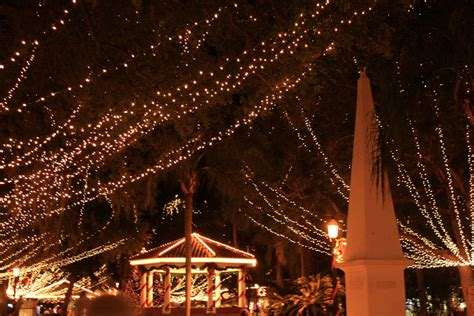 Festival Of Lights St Augustine by St Augustine S Most Visited Portal St Augustine Fl