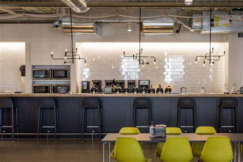 office bar a look inside braintree s cool new chicago office