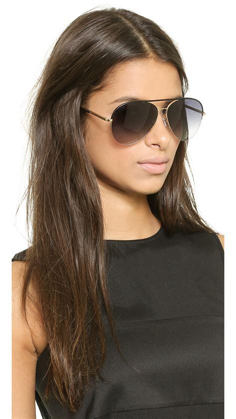 Glasses Beckham D9664 1 lyst beckham beckham black gold in metallic