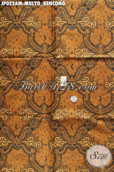 Kain Batik Print Halus 12 kain batik klasik bahan jarik dan busana formal batik printing motif mulyo kencono halus