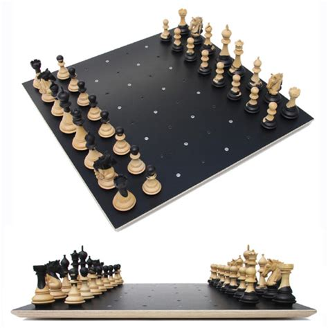unusual chess sets unique chess set