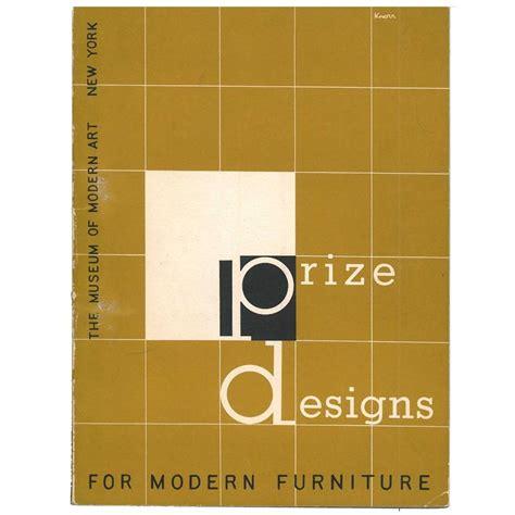 modern furniture book prize designs for modern furniture book for sale at 1stdibs