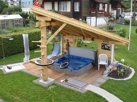 backyard spa designs backyard spa idea back yard hot tub designs pinterest