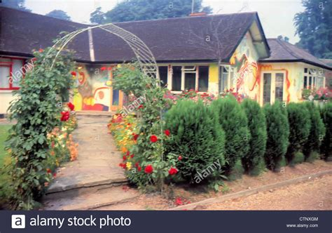 houses to buy in esher 003697 george harrison s house kinfauns in esher surrey on 8th stock photo royalty