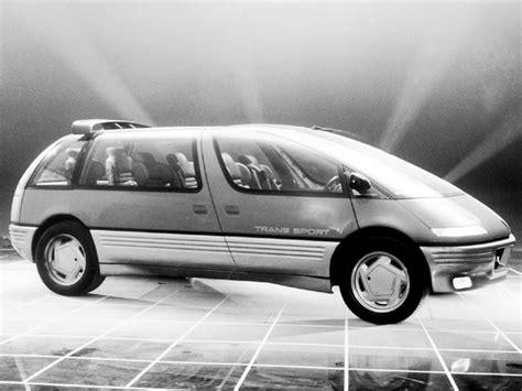 Pontiac Transport Concept by 1986 Pontiac Trans Sport Concept Car Rod Network