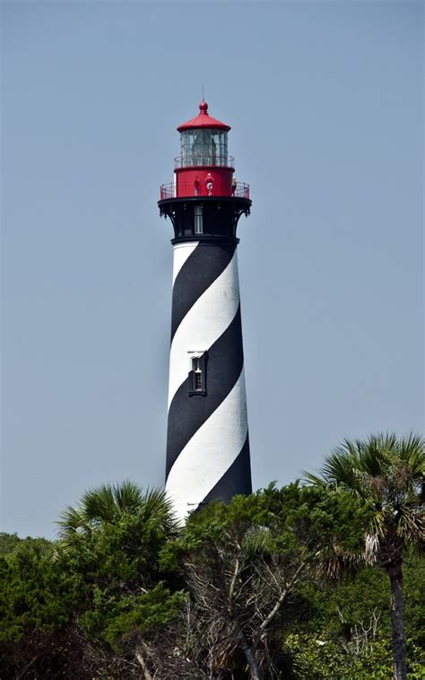 St Augustine Light House by St Augustine Lighthouse Florida Lighthouses