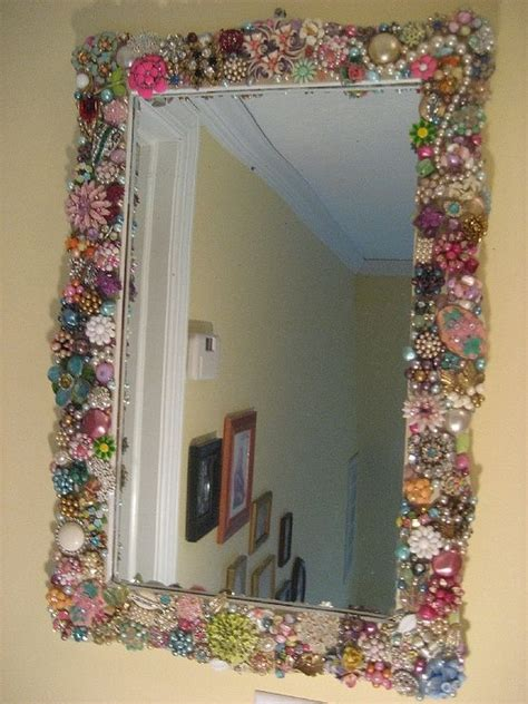mirror frame ideas the art of up cycling diy mirror frame ideas you can make