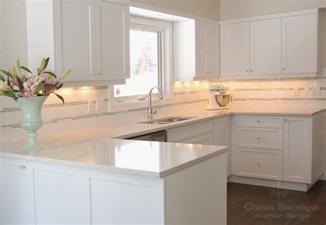 white kitchen cabinets with white countertops white shaker kitchen cabinets design ideas
