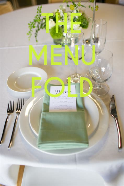 setting table napkin get sh t done how to set a table a practical wedding a