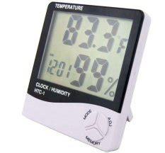 Thermometer Htc 1 Putih jual aneka jam unik berkualitas lazada co id