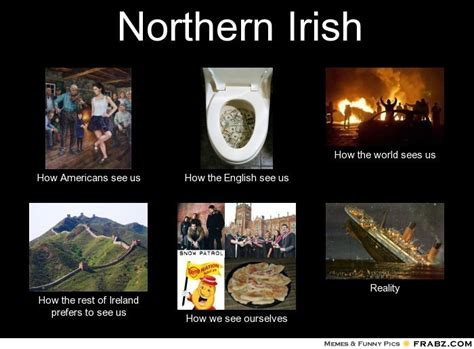 Funny Irish Memes - northern irish memes irish phrases slang