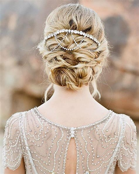 Summer Wedding Hairstyles by 20 Gorgeous Wedding Hairstyles For A Summer Wedding