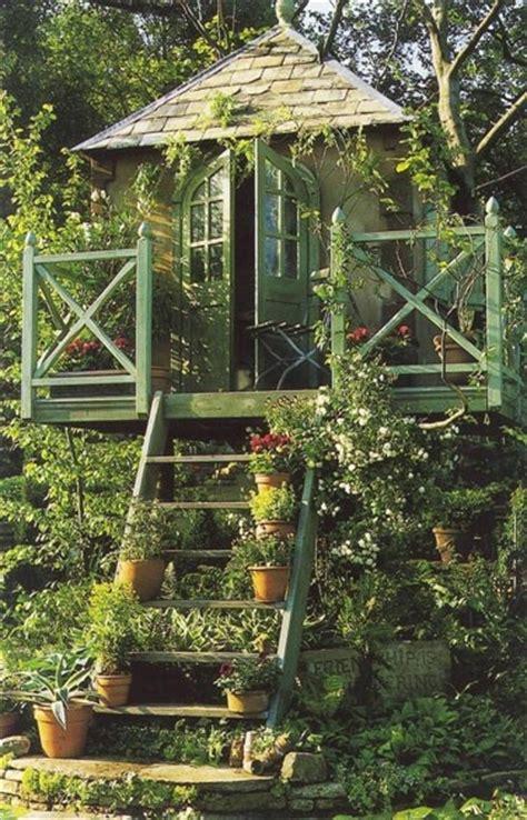 cottage garden blogs garden potting sheds
