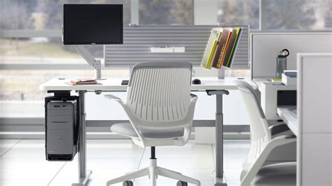 steelcase adjustable desk series 5 series 3 ergonomic adjustable work steelcase