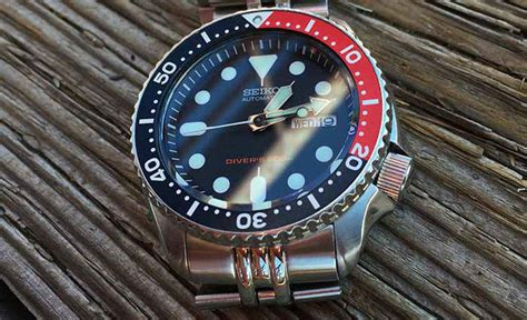 Insert Bezel Seiko Skx009 Ori why buy the seiko skx series which one 007 or the 009
