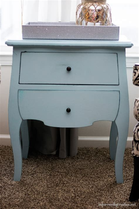 chalk paint robin s egg blue chalk like paint finished blue table