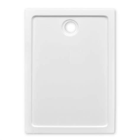 piatto doccia 70 x 100 articoli per piatto doccia rettangolare in abs bianco 70 x