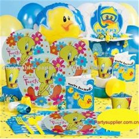 Tweety Bird Baby Shower by Tweety Bird Birthday Cupcake Toppers Creations By