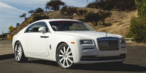 rolls royce white rolls royce white wraith car gallery forgiato